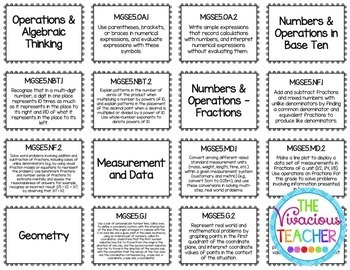 Georgia Standards of Excellence Bundle Fifth Grade Reading, Math, Science, SS