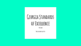 Georgia Standards of Excellence English Language Arts 7th