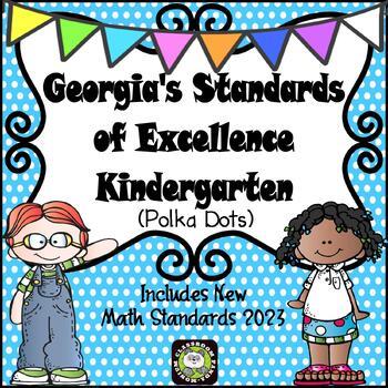Georgia Standards of Excellence Kindergarten