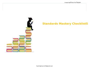 Georgia Standards of Excellence: Standards Mastery Checklist ELA Grade 3