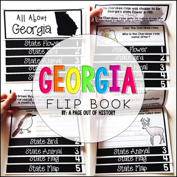 Georgia State Flipbook