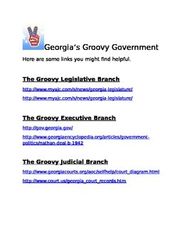 Georgia State Government Choice Board