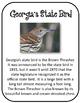 Georgia State History Unit. U.S. State History. State Symbols