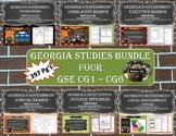 Georgia Studies: Government Bundle 4