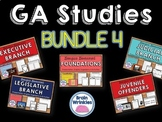 Georgia Studies Bundle Four (Government)