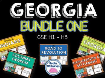 Georgia Studies Bundle One