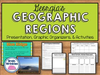 Georgia Studies: Five Geographic Regions