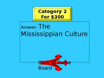 Georgia Studies: Georgia Milestone's Jeopardy Review Game #2