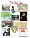 Georgia Studies: Indian Removal Interactive Reading Guide