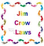 Georgia Studies Jim Crow Laws and Disenfranchisement Activity and Assessment