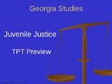 Georgia Studies Juvenile Justice