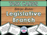 Georgia Studies: Legislative Branch TASK CARDS