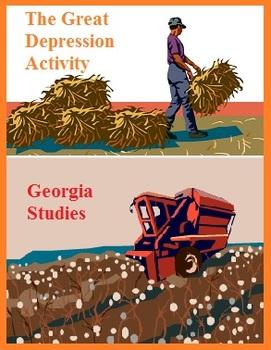 Georgia Studies The Great Depression Activity