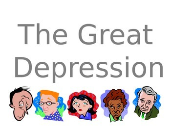 Georgia Studies The Great Depression PPT