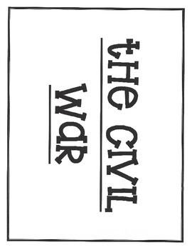 Georgia Studies Word Wall Units