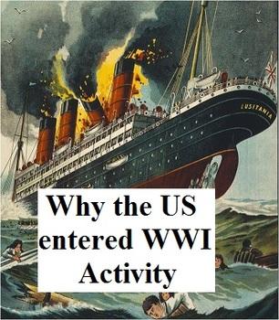 Georgia Studies World War 1 Part 2 Activity