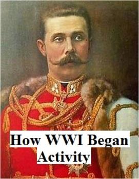 Georgia Studies World War I Part 1 Activity