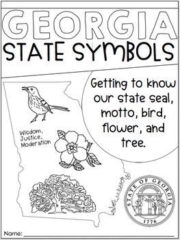 Georgia Symbols