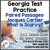 Georgia Test Prep Packet: Paired Passages Jacques Cartier and What is Scurvy?