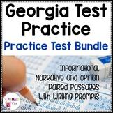 Georgia Test Prep Packet Bundle #1