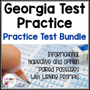 Georgia Test Prep Packet Bundle #1