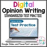 Georgia Test Prep for Google Classroom; Opinion Writing