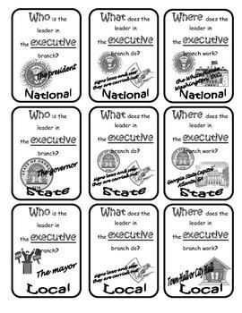 Georgia Third Grade Heroes Card Game