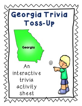 Georgia Trivia Toss-Up   -   State Geography
