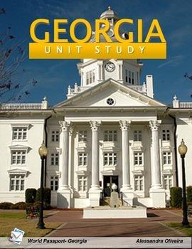 Georgia Unit Study (U.S. States series)