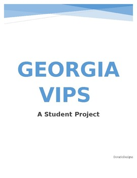 Georgia VIP student project