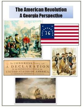 Georgia Studies: American Revolution Interactive Reading Guide