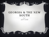 Georgia and the New South