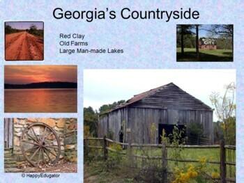 Georgia on My Mind - Symbols of Georgia  PowerPoint