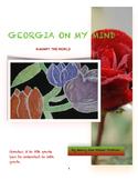 Georgia on my Mind - Georgia O'Keeffe Art Lesson - 3rd - 8