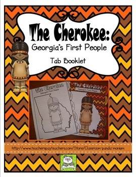 Georgia's First People: The Cherokee
