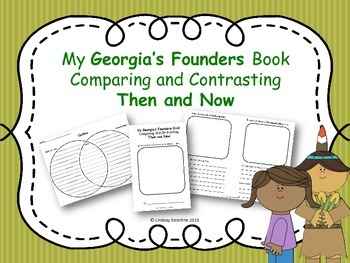 Georgia's Founders: Compare Then and Now