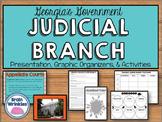 Georgia's Government: Judicial Branch (SS8CG4)