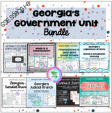 Georgia's Government Unit Bundle - GSE SS8CG 1-6