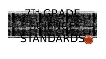 Georgia's Life Science Standards