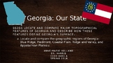 Georgia's Regions Powerpoint