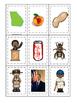 Georgia themed Memory Matching and Word Matching preschool