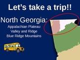 Georgia's Geography: Road Trip to Northern Regions of Georgia