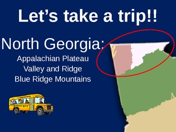Georgia's Geography: Road Trip to Northern Regions of Georgia