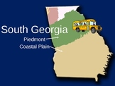 Georgia's Geography: Road Trip to South Georgia PowerPoint
