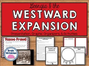 Georgia's Westward Expansion (SS8H4)