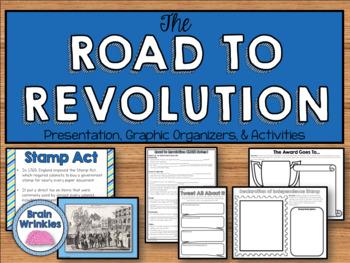 Georgia Studies: The Road to Revolution (SS8H3)