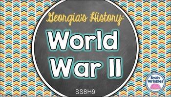 Georgia Studies: World War II (SS8H9)
