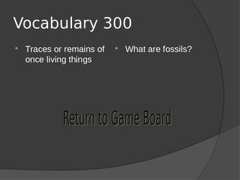 Georgia's Prehistoric Indian Groups Jeopardy