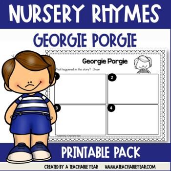 Georgie Porgie -Nursery Rhyme