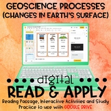 Geoscience Processes (Changes in Earth's Surface) DIGITAL